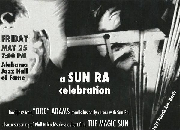 Sun Ra Celebration 2