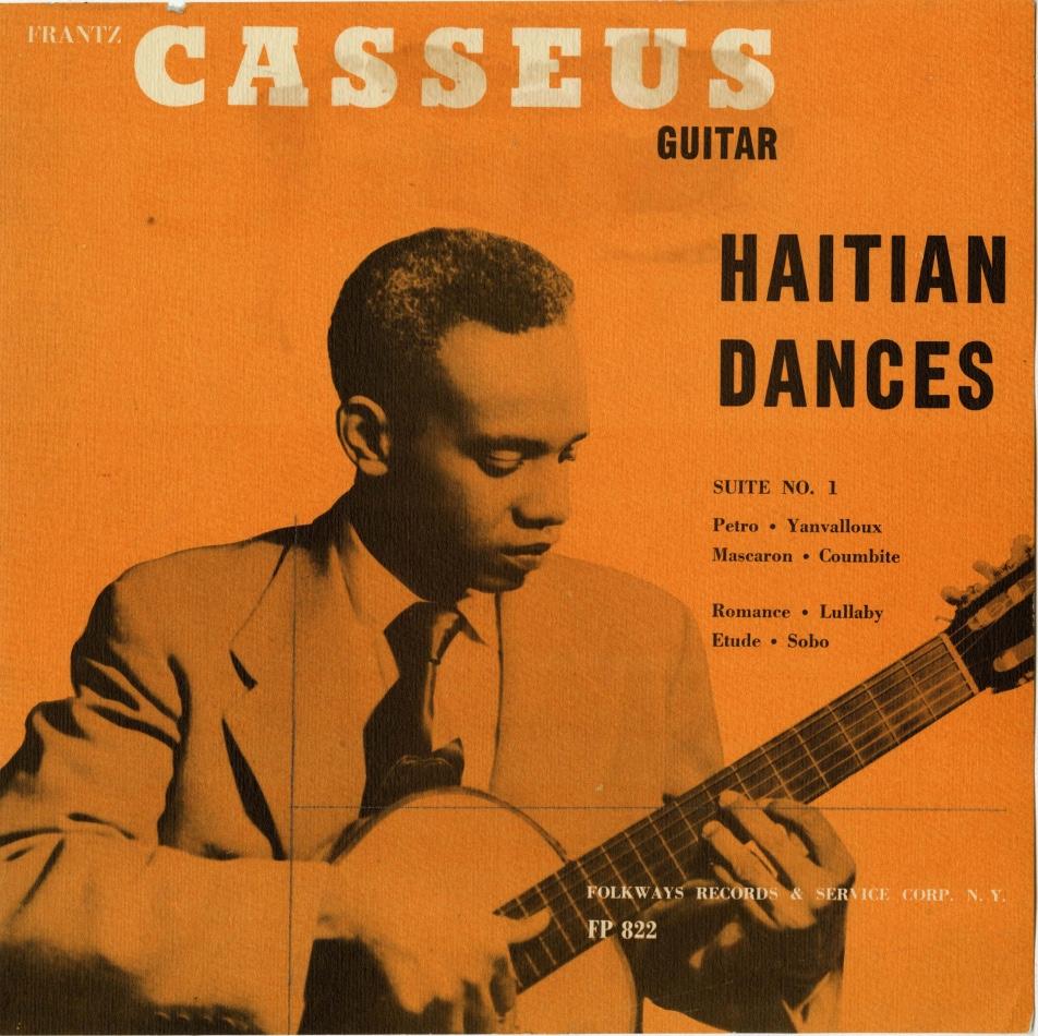 Dancing With Haitians At La Fete De >> Weekend Listening Frantz Casseus S Haitian Dances Burgin Mathews