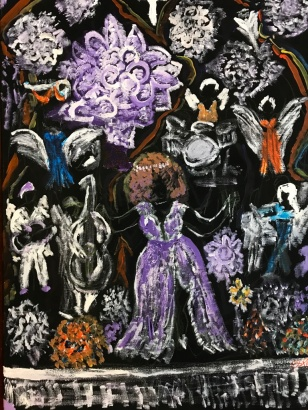 """""""Heavenly Music,"""" by Elnora Spencer"""
