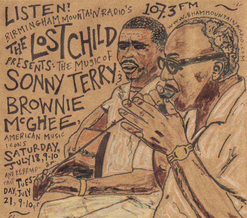 BROWNIE & Sonny ad