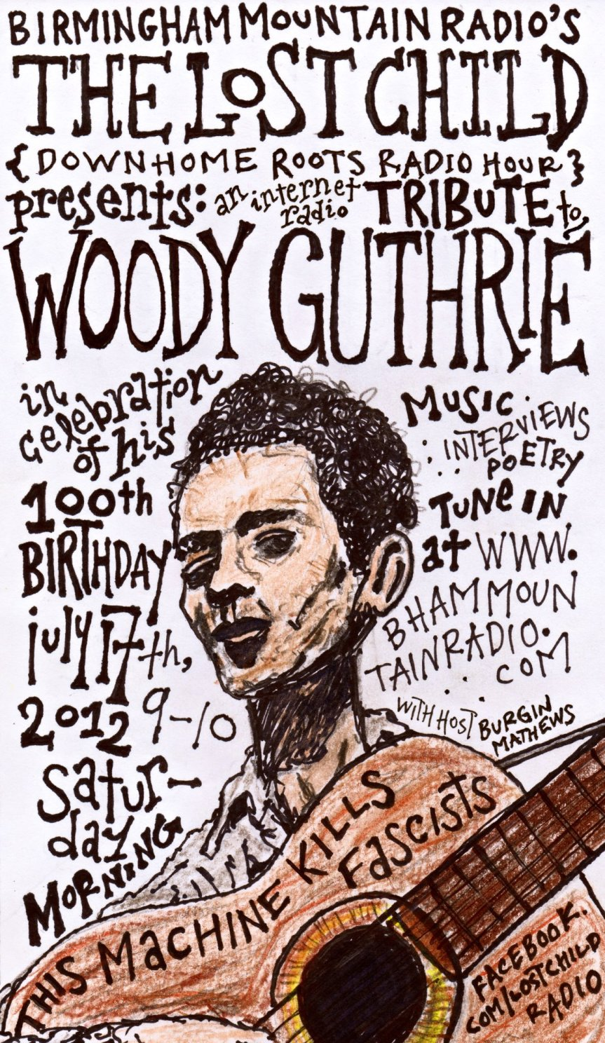 woody poster