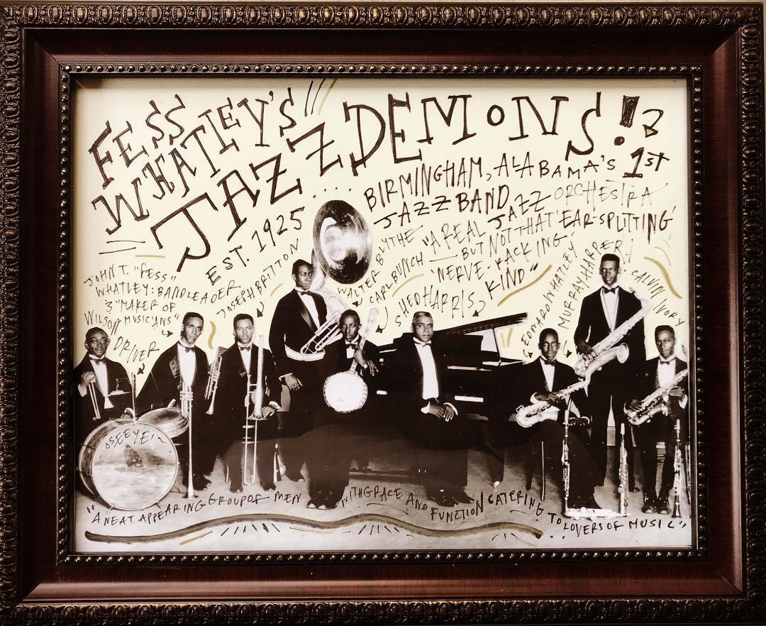 Jazz Demons, Book of Ancestors