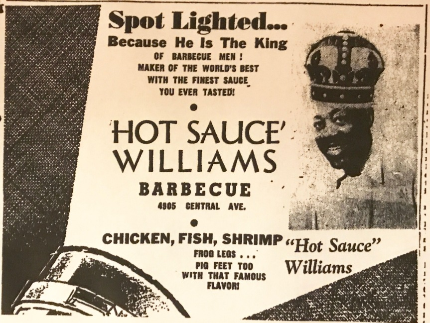 hot sauce williams photo