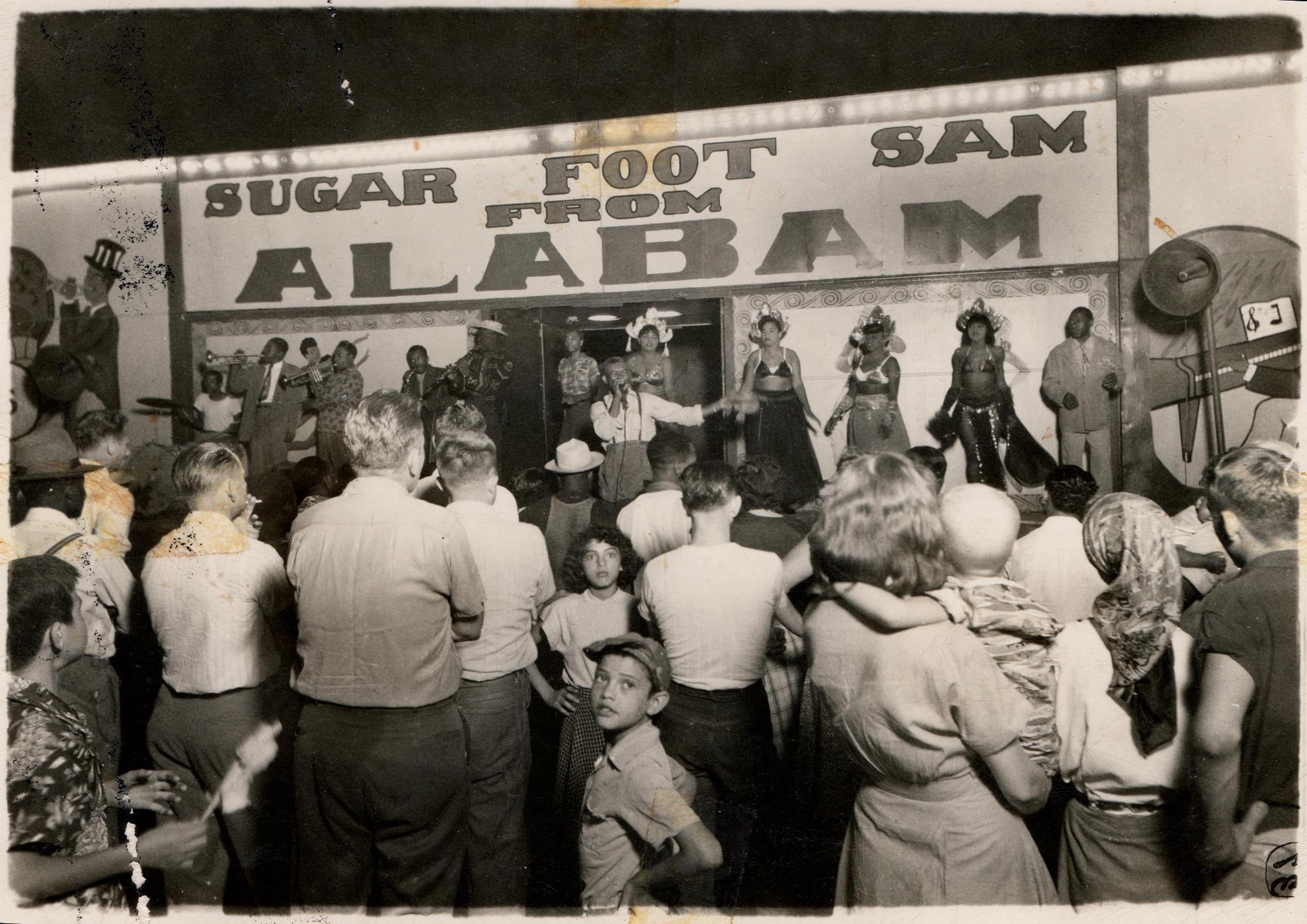 sugar foot sam