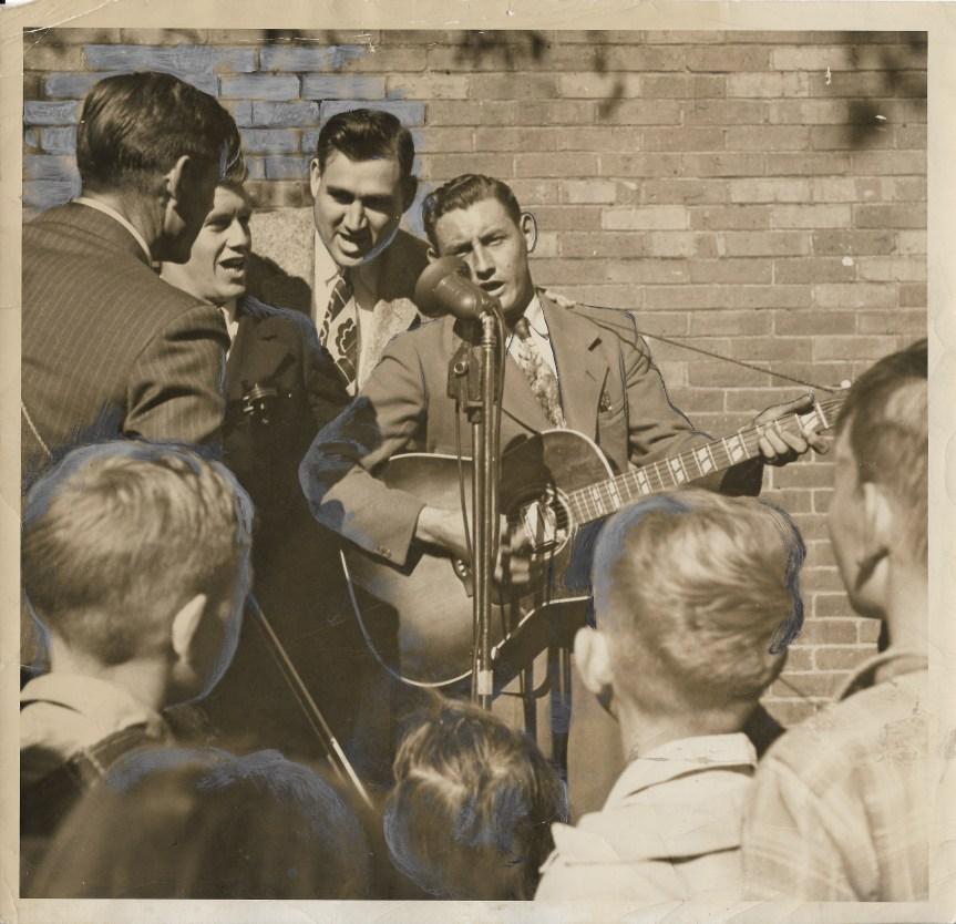 Big Jim Folsom & band